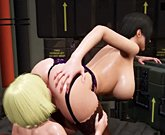 Fallen Doll – Lesbian Girls